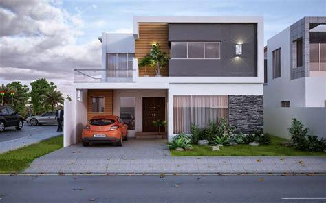6 Marla Home Design 3d : New Modern 5 Marla House Design