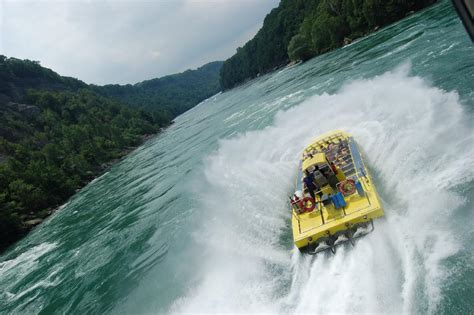 Niagara On The Lake Boat Tours by Media At Whirlpool Jet Boat Tours