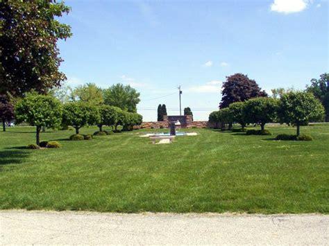 Garden View Funeral Home Muncie In gardens of memory cemetery