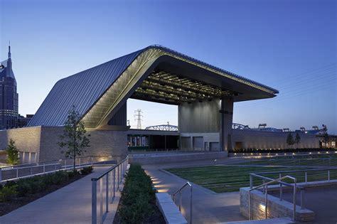 Riverfront Park & Ascend Amphitheater  Architect Magazine