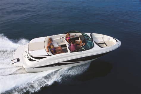 Sea Ray Boats Bowrider by Sea Ray 190 Bowrider Boatmags