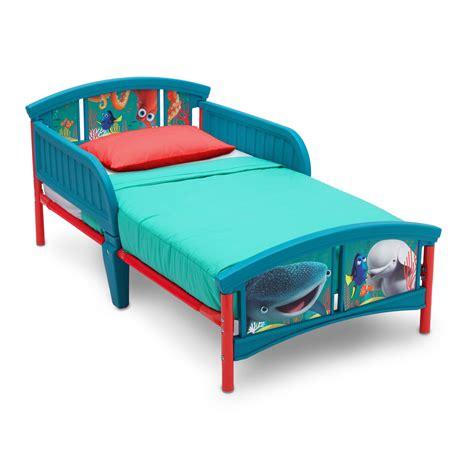 delta children disney pixar finding dory toddler bed reviews wayfair