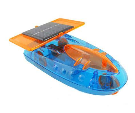 Solar Powered Toy Boat by Se 4452021 Solar Toy Boat Children Solar Powered Diy Toys