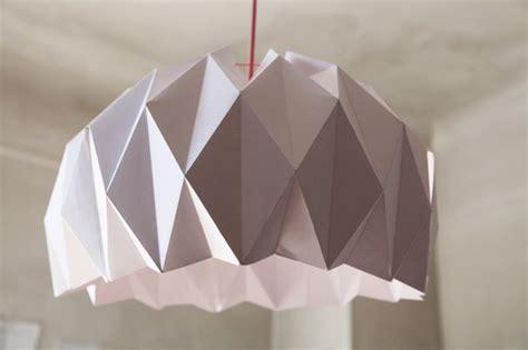 une suspension origami luminaires origami et bricolage