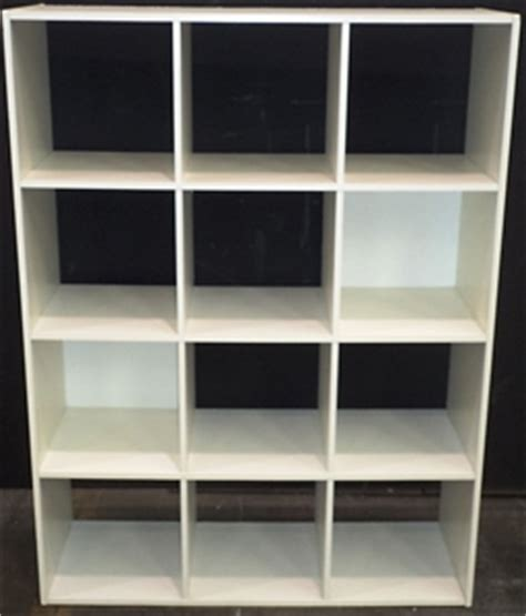 Ikea Cube Bookcase Auction (00512040432) Graysonline