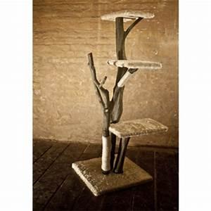 Kratzbaum Echter Baum : katzenkratzbaum kratzbaum auch f r schwere katzen deckenhoch h henverstellbar f r deckenh he ~ Markanthonyermac.com Haus und Dekorationen