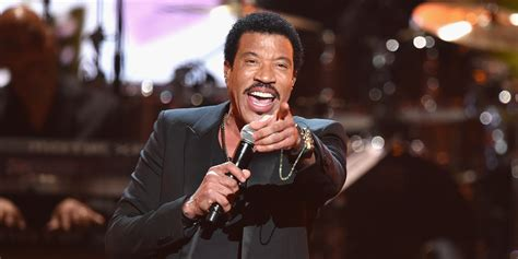 Bet Awards Misspell Lionel Richie's Name During Lifetime