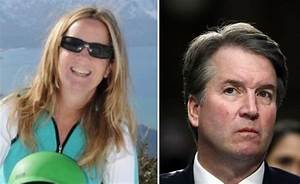 Kavanaugh And Accuser Will Both Testify Publicly On Monday ...