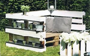 Paletten Möbel Garten : bauanleitung lounge mobel aus holz ~ Markanthonyermac.com Haus und Dekorationen