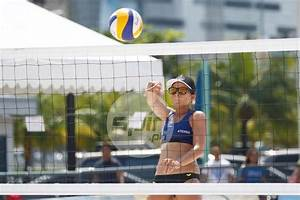 Alyssa Valdez, Bea Tan take top spot in UAAP beach volley ...