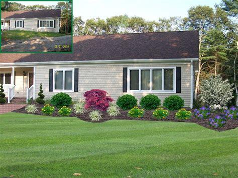 Front Yard Landscape Design, Madecorative Landscapes Inc