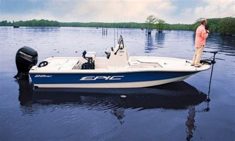 Epic Boats Vivian Louisiana by Louisiana S Epic Wakeboats Finds Niche All At Sea