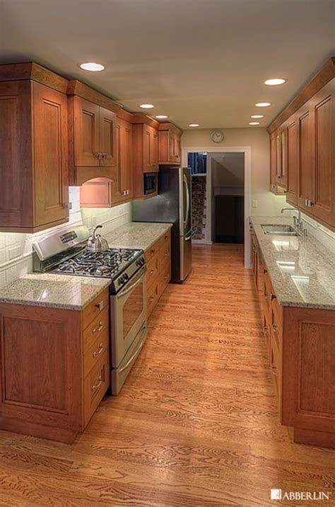 1000 images about galley kitchen on cabinets