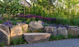 Japanisches Beet Anlegen : stauden im garten modern nowaday garden ~ Markanthonyermac.com Haus und Dekorationen