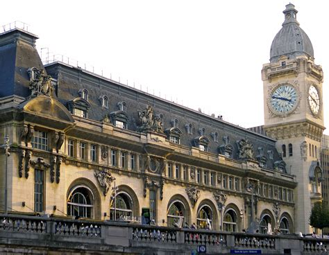 gare de gare de lyon histoire