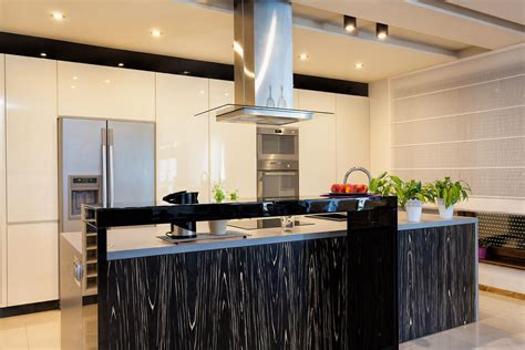 60 Ultra Modern Custom Kitchen Designs (part 1