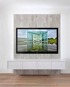 Tv An Wand Anbringen : die besten 25 tv wand kabelkanal ideen auf pinterest ~ Markanthonyermac.com Haus und Dekorationen