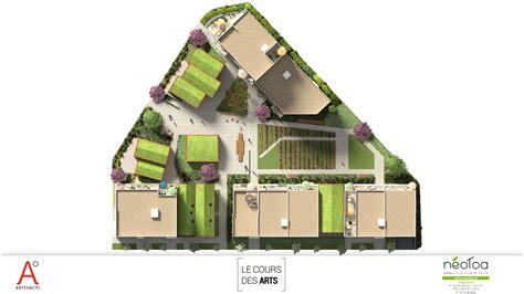 achat immobilier neuf le cours des arts 224 rennes 35000 neotoa