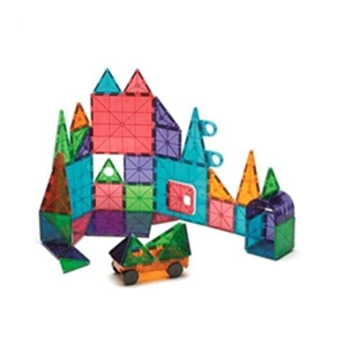 magna tiles dx 48 pc clear toys et cetera