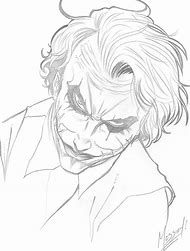 Collection Joker Drawings In Pencil Pictures Shopartstudio
