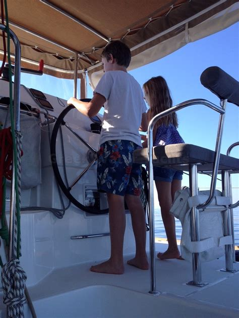 Catamaran Sailing Family by Lagoon 39 Catamaran Sailing The Greek Islands Greece