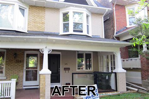 Home Painters Toronto » Brick Painting