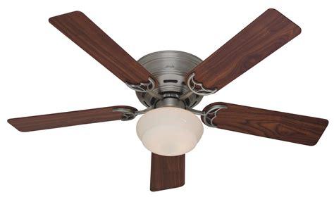 Low Profile Ceiling Fan by 52 Quot Low Profile Iii Plus Ceiling Fan 20801 In