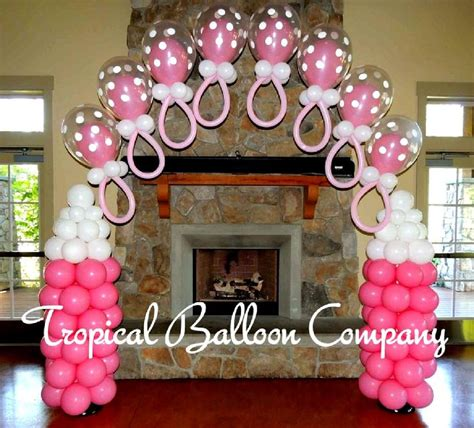 baby shower balloon decorations ideas favors ideas