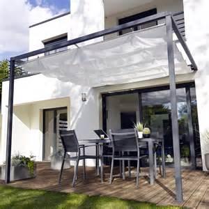castorama 30 nouveaut 233 s pour la terrasse et le jardin tonnelle adoss 233 e clipperton