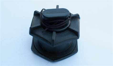 Boat Transom Plug by Drain Plug Assembly Type A 39mm For 1 Inch Transoms