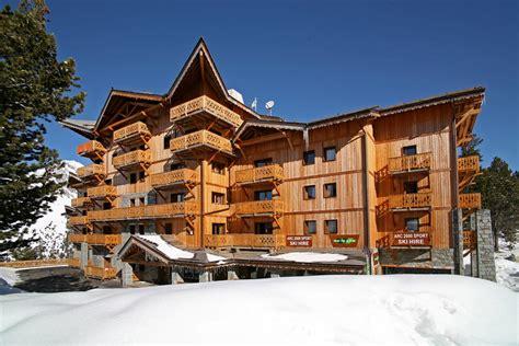 location 6 personnes aux arcs alpes du nord montagne vacances
