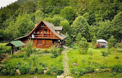 maison bois kit roumanie une magnifique maison en roumanie alliant design avec prfabriqus en