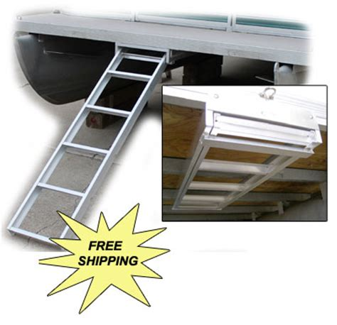 Dog Boat Rs Stairs by Pontoon Boat Bow Ladder Best Ladder 2018