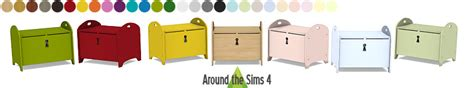 around the sims 4 custom content objects ikea kid bedroom