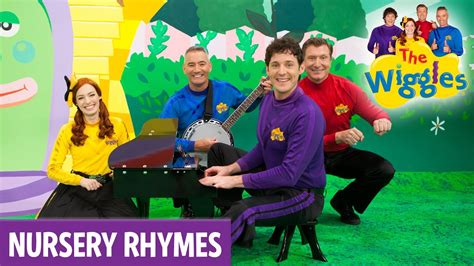 Youtube Row Your Boat Nursery Rhyme by The Wiggles Nursery Rhymes Row Row Row Your Boat Youtube