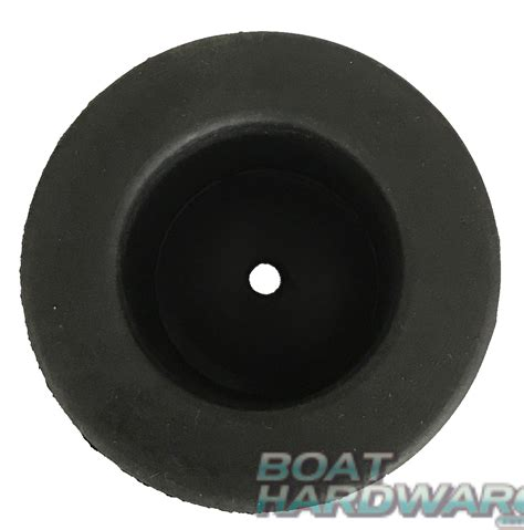 Round Rubber Boat by Black Round Rubber Slop Stop Grommet For Steering Cable