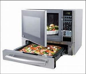 Pizza In Mikrowelle : the microwave and pizza oven combination gearfuse ~ Markanthonyermac.com Haus und Dekorationen