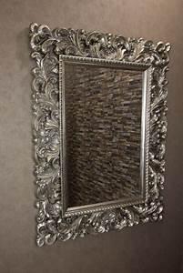 Wandspiegel Antik Silber : barock wandspiegel silber antik spiegel ramon ~ Whattoseeinmadrid.com Haus und Dekorationen