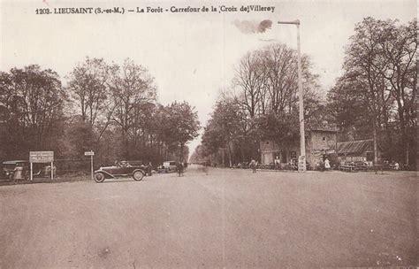 lieusaint 77 seine et marne cartes postales anciennes sur cparama