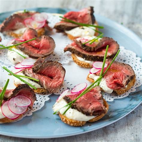 best 25 canapes ideas on