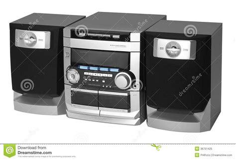modern metallic colored radio royalty free stock photo image 36751425