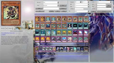 deck profile gladiator beast april 2015 format