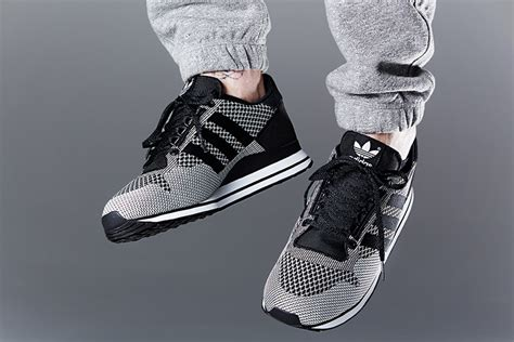 adidas zx 500 og weave sneakers addict