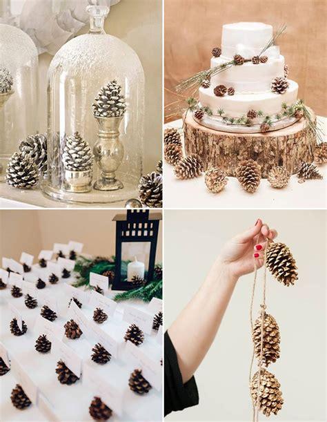5 simple inexpensive winter wedding decor ideas onefabday