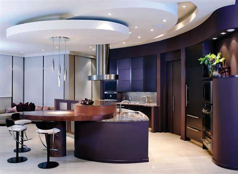 Contemporary Kitchen Interiors Afreakatheart