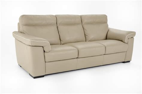 natuzzi editions b757 sofa only stocked in beige baer s