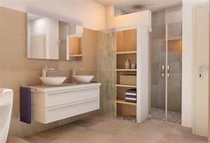 4 Qm Bad Gestalten : badgestaltung vom designer 13qm my lovely bath magazin f r bad spa ~ Markanthonyermac.com Haus und Dekorationen