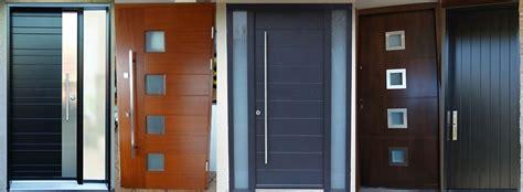 Modern Exterior Doors 7 Design Ideas