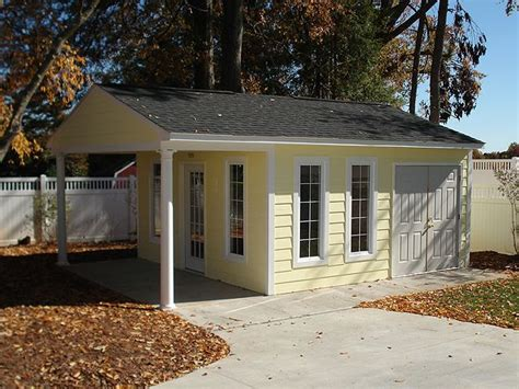 home office premier pro garage 16x24 by tuff shed