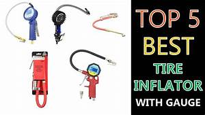 Best Tire Inflator with Gauge 2018 - YouTube